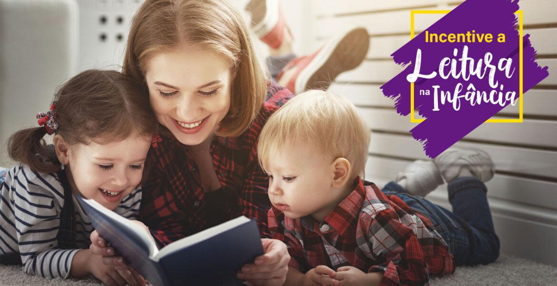 Ler para as crianças é o melhor investimento
