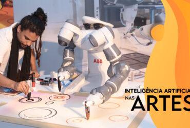 Eu, robô: a inteligência artificial chegou no ramo das artes