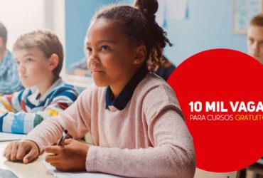 Curso gratuito: Rede Enjoy disponibiliza 10 mil vagas para jovens